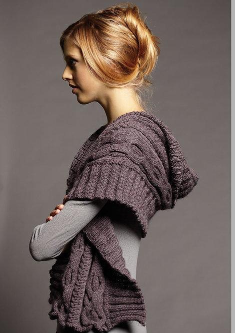 010 V Neck Sweater  - digital download