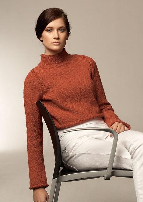 092 Mulberry Silk Georgette Sweater version 1 - digital download