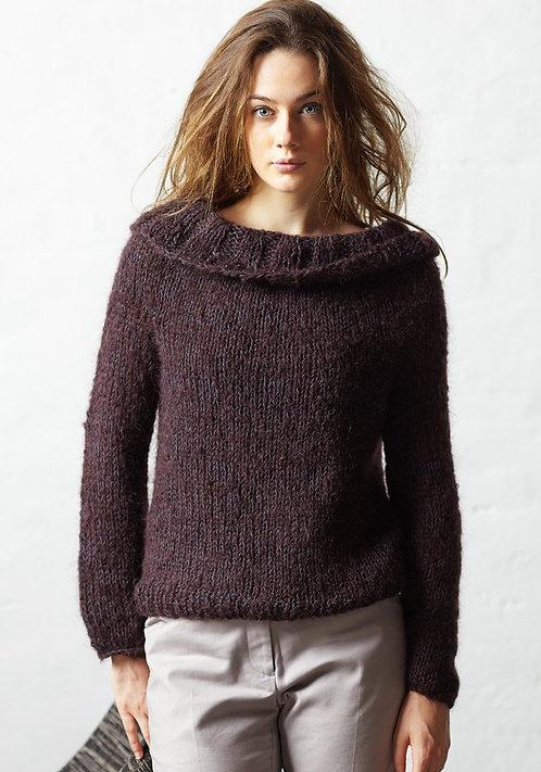 316 Yoke Cowl Sweater - digital download