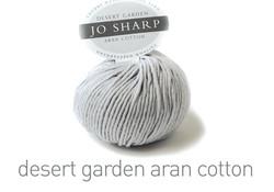 Desert Garden Aran Cotton