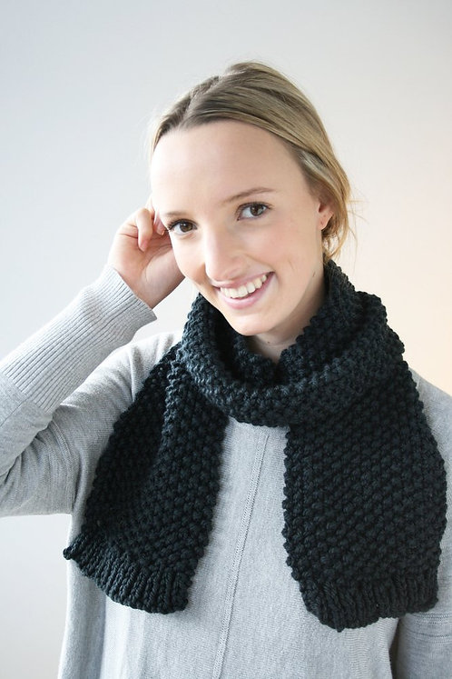 345 Bellissimo Scarf and Cowl - digital download