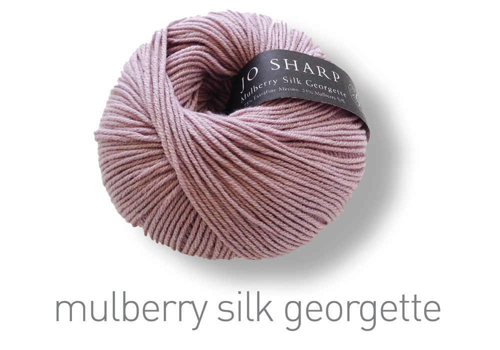 Mulberry Silk Georgette