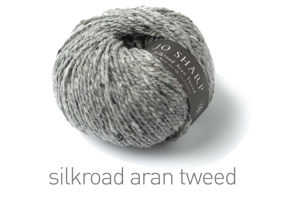Silk Road Aran Tweed