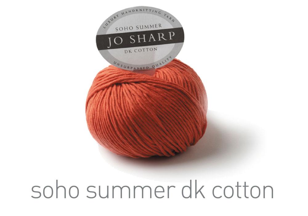 Soho Summer DK Cotton