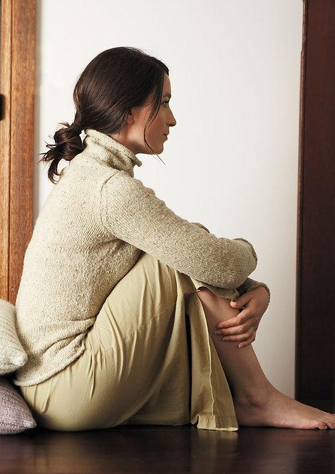 012 Classic Tweed Sweater  - digital download