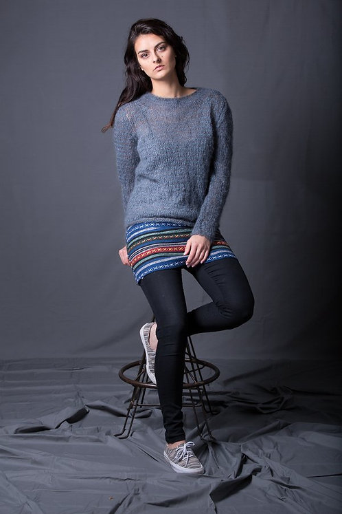 355 Carla Mohair Sweater - digital download