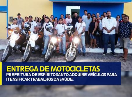ENTREGAS DE MOTOCICLETAS
