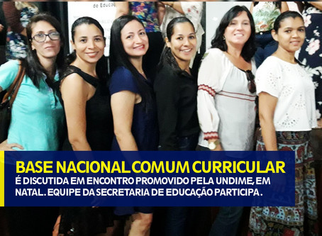 BASA NACIONAL COMUM CURRICULAR