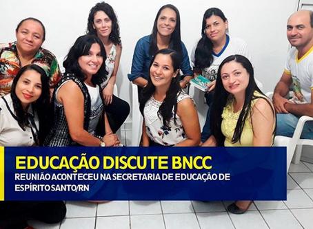 EDUCAÇÃO DISCUTE BNCC