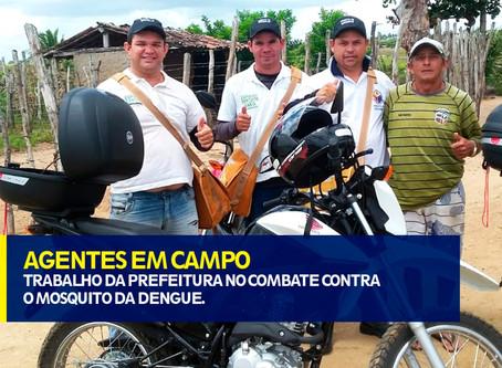 AGENTES EM CAMPO