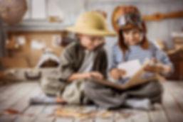 Child Development Center - Encourage Imagination
