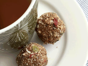 Aromatic Snack Balls