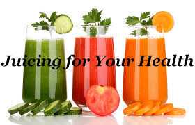 All about juicing for health