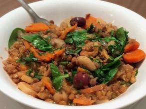 Nourishing Vegetable & Lentil Winter Stew