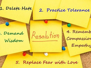 5 Steps to positive change
