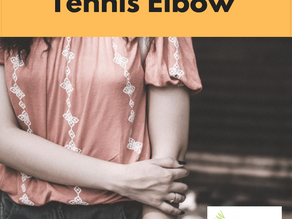 Tennis elbow – not just for atheletes