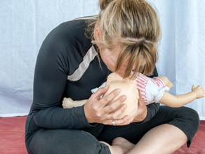 Baby's & children's first aid course (for parents)