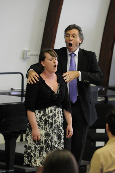 Thomas Hampson masterclass, 2010