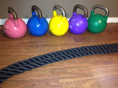 How to create a home gym for less than $250.00