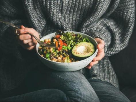High Protein Super Salads