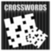Black-And-White-Crossword-Puzzles-Backgr