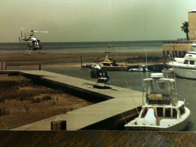 Boardwalk Helicopters - 1985