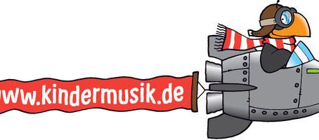 EIN KOPF VOLLER TRÄUME                                                  die Welt der Kindermusik
