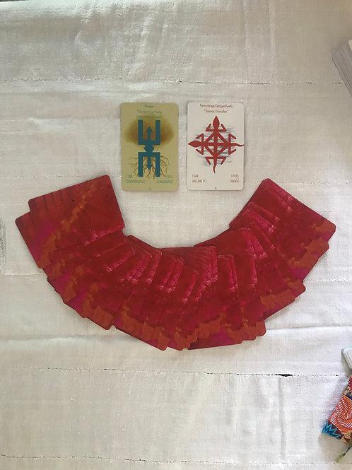 Adrinka Oracle Healing Cards