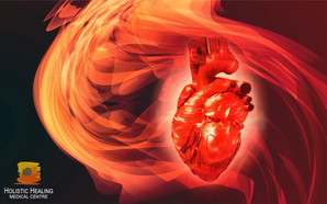 Access your Heart's energy to live a Healthier, Happier life...