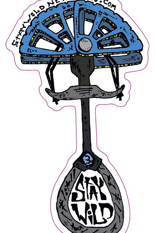 Life Umbrella Sticker!