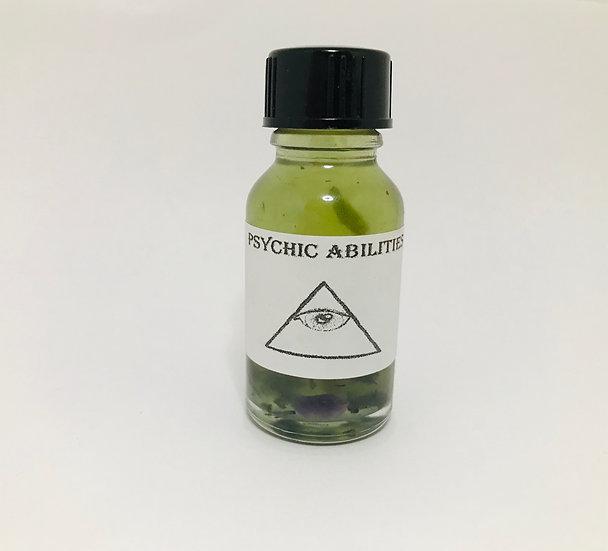 Psychic Abilities Oil