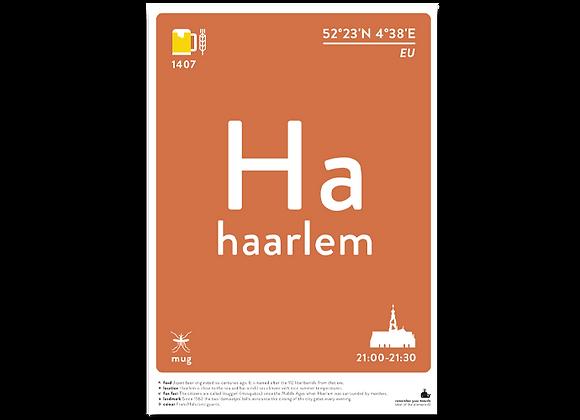 Haarlem prints