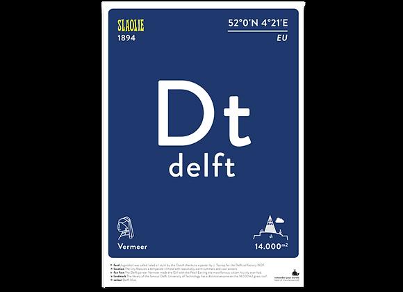 Delft prints