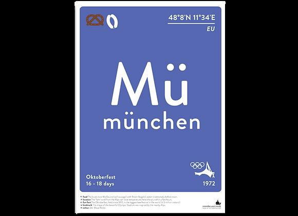 München prints