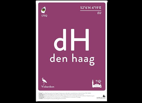 Den Haag prints