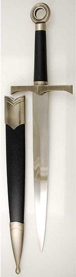 Black Medieval Athame