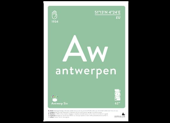 Antwerpen prints