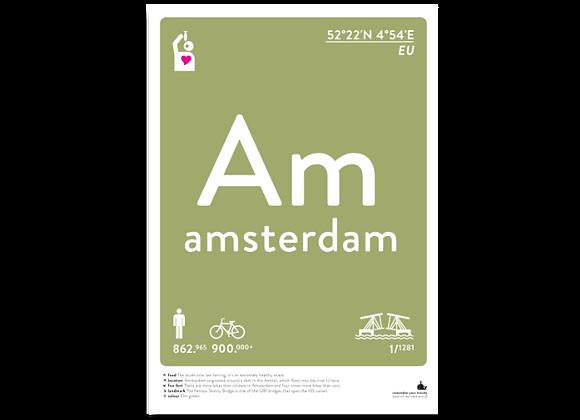 Amsterdam prints