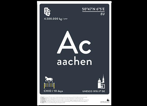 Aachen prints