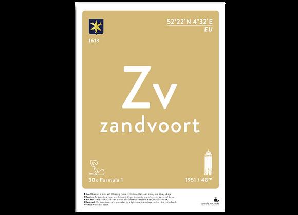 Zandvoort prints
