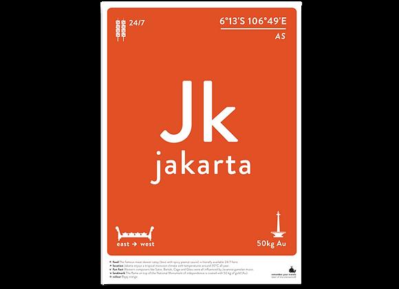 Jakarta prints