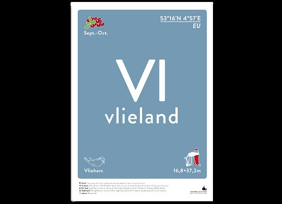 Vlieland prints