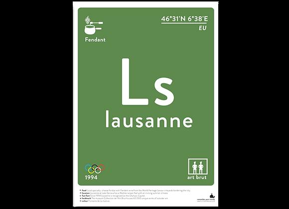 Lausanne prints