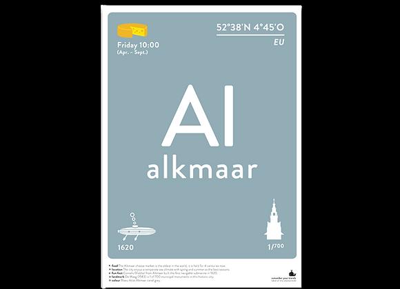 Alkmaar prints