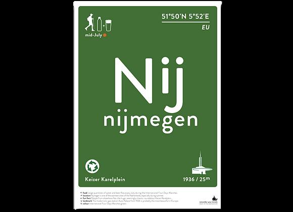 Nijmegen prints