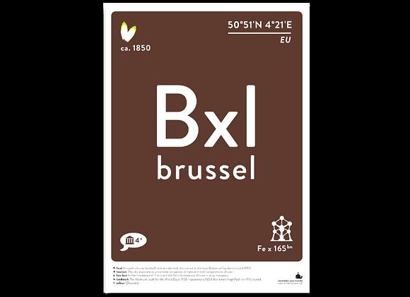 Brussel prints