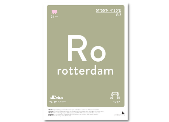 Rotterdam prints