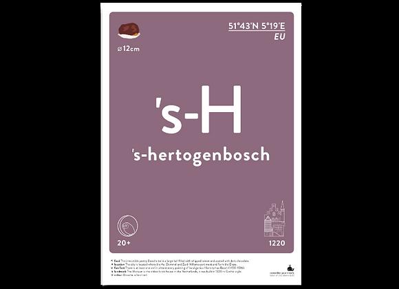 's Hertogenbosch prints