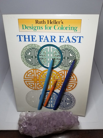 Designs for Coloring THE FAR EAST