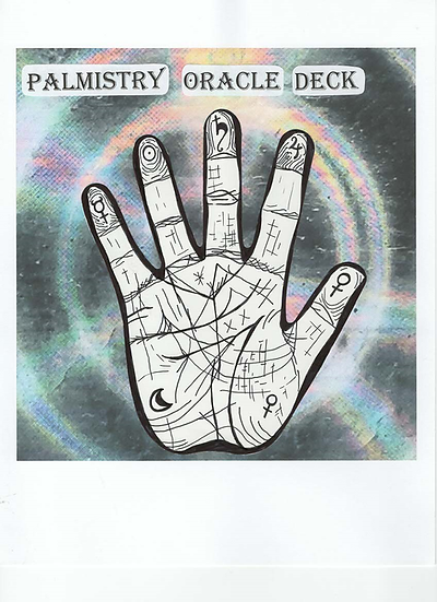 Palmistry Oracle Deck